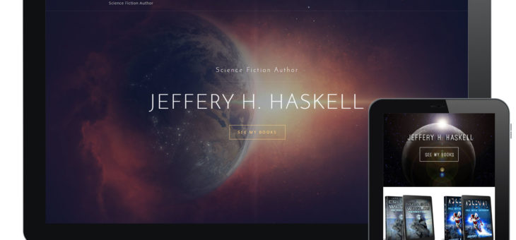 Jeffery H. Haskell Author Website